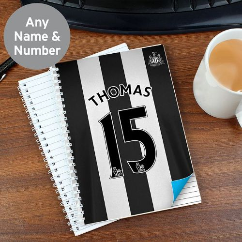 Newcastle United A5 Notebook
